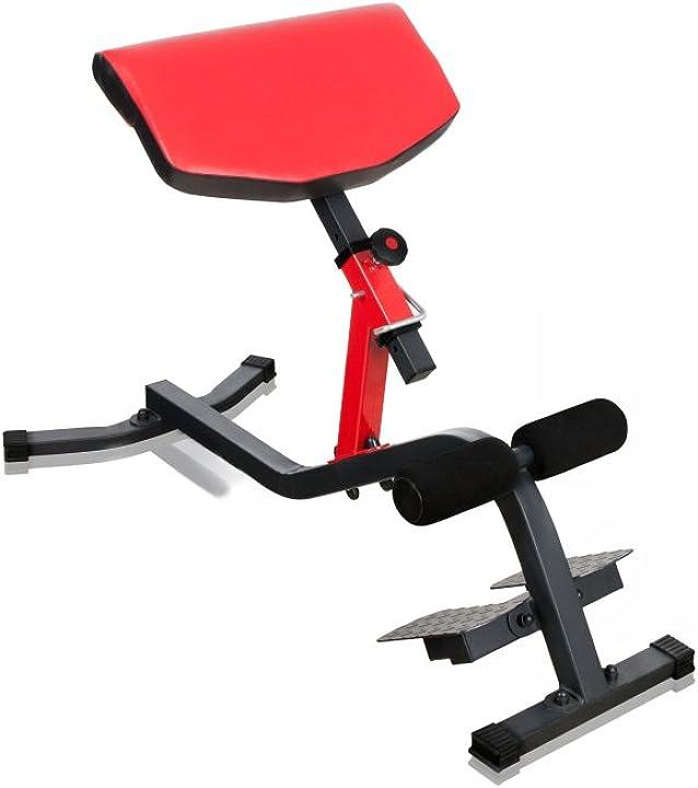 Sedia romana marbo sport back barella back trainer iperestensione ms-l108 MS-l108