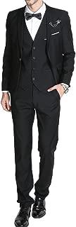 Mens Suits Slim Fit 3 Piece