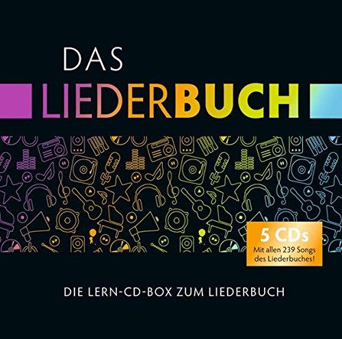 Die Lern-CD-Box zum Liederbuch