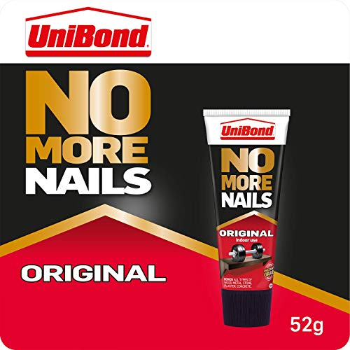 UNIBOND No More Nails Interior Mini Tube