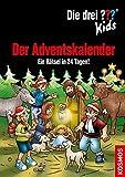 Die drei ??? Kids - Adventkalender - Ein Rätsel in 24 Tagen!