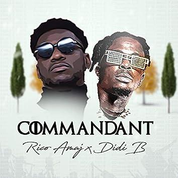 Commandant (feat. Didi B)