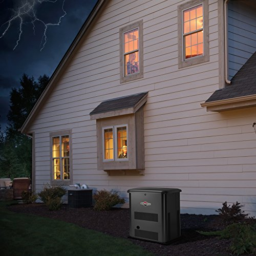 Briggs & Stratton 40532 standby generator for your home