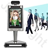 MEILINL 8 Inch Thermal Imaging Access Control Solutions Face