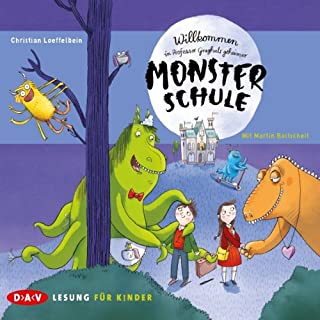 Willkommen in Professor Graghuls geheimer Monsterschule Titelbild