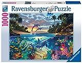 Ravensburger Puzzle 1000 Piezas, Bahía del Coral, Animales, Rompecabezas de Calidad, Jigsaw para Adultos