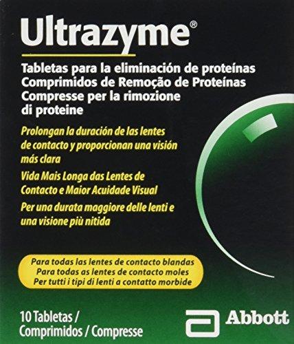 Ultrazyme Inhalt 10 Tabletten