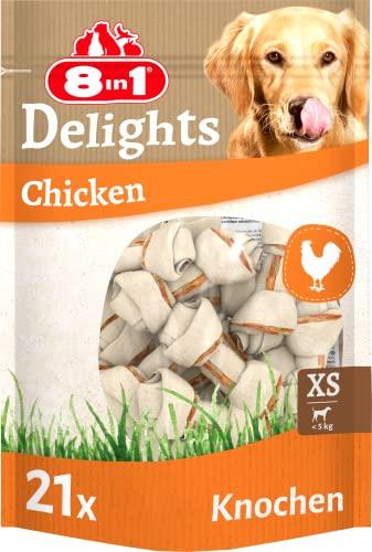 8in1 Delights Chicken XS Bild