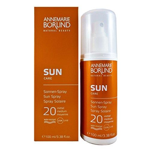 Annemarie Börlind Sun femme/women, Sonnen Spray LSF 20, 1er Pack (1 x 100 g)