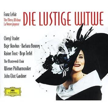 レハ-ル:喜歌劇《メリ-・ウィドウ》全曲