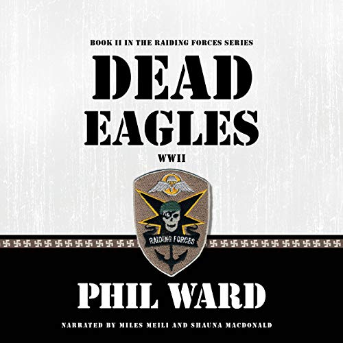 Dead Eagles audiobook cover art
