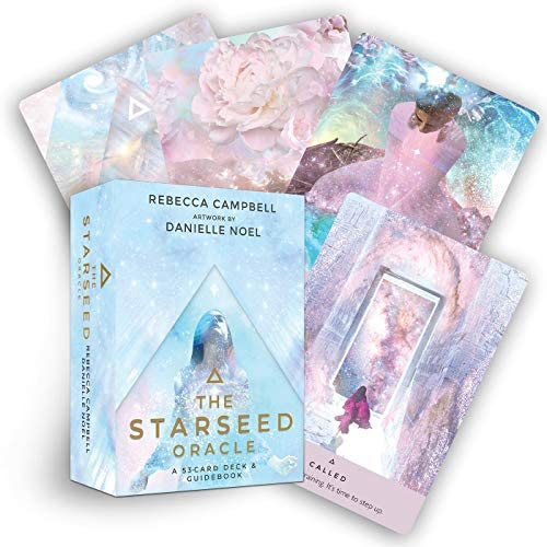 The Starseed Oracle A 53 Card Deck and Guidebook product image