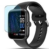 Vaxson 3 Stück Anti Blaulicht Schutzfolie, kompatibel mit LIFEBEE NY17 1.54' Smartwatch Smart Watch, Displayschutzfolie Anti Blue Light [nicht Panzerglas]