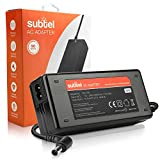 subtel® Fuente de Alimentación 19.5V 92W Compatible con Sony VAIO PCG-71811M, PCG-81212M / VPC-Eh, VPC-S/SVE/SVF/SVS/SVT/VGN- Cable Corriente 2.6m Cargador Rapido PCGA-AC19V
