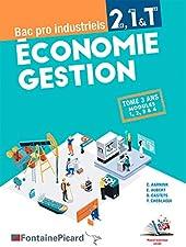 Economie Gestion 2de 1re Tle Bac pro industriels - Tome 3 ans modules 1, 2, 3, 4 de Christelle Aarnink