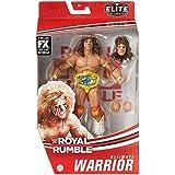 The Ultimate Warrior Royal Rumble Elite Series Action Wrestling Figure WWE Mattel