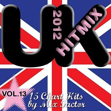 U.K. Hit Mix - 2012 - Vol. 13 (15 Chart Hits)