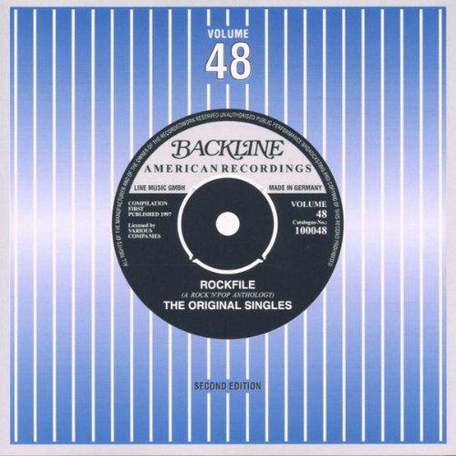 Chuck Jackson, Little Peggy March, Chordettes, Roy Orbison, Johnny Tillotson. [Import]