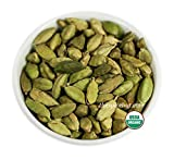 UEYR Cardamomo Verde | Planta | Todo | Polvo | vainas | Sweet AROMÁTICO | Cardamomo en Polvo Idea de Regalo | vainas de cardamomo Verde