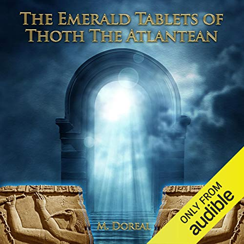 The Emerald Tablets of Thoth the Atlantean cover art