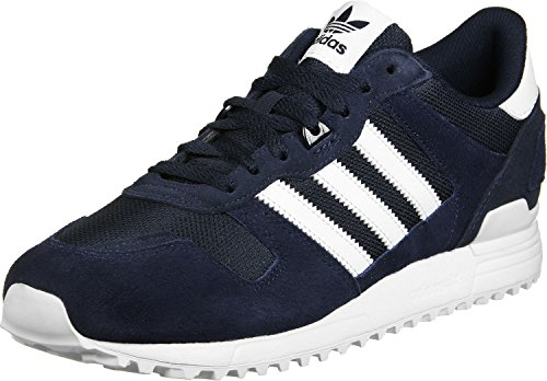 adidas Zx 700, Men's Trainers, Night Navy/Footwear White/Collegiate Navy, 7 UK (40 2/3 EU)
