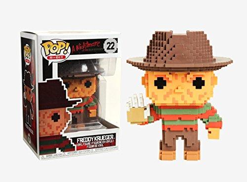 Funko Pop!- Horror: 8-bit Freddy Krueger (24595)