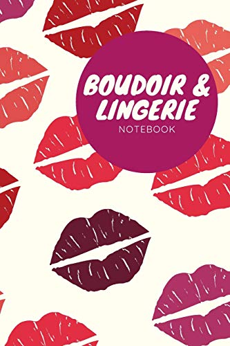 Boudoir & Lingerie: Boudoir Photographer Gifts, Blank Journal (6x9 100 Pages 12 Stave) For Gear Checklists, Client Notes, Boudoir Photography Ideas, ... Dumps, Studio To Do Lists, Client Scheduling.