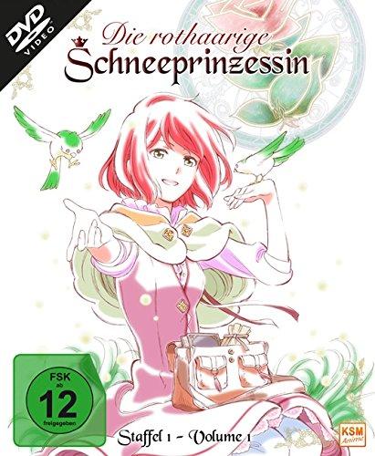 Die rothaarige Schneeprinzessin, Staffel 1, Vol. 1