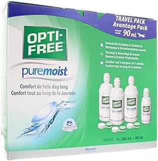 Optifree Puremoist Mpds Multipack