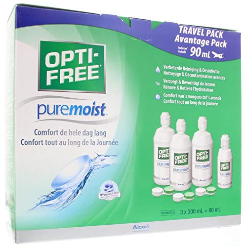 Optifree Puremoist MPDS Multipack - 1 Satz