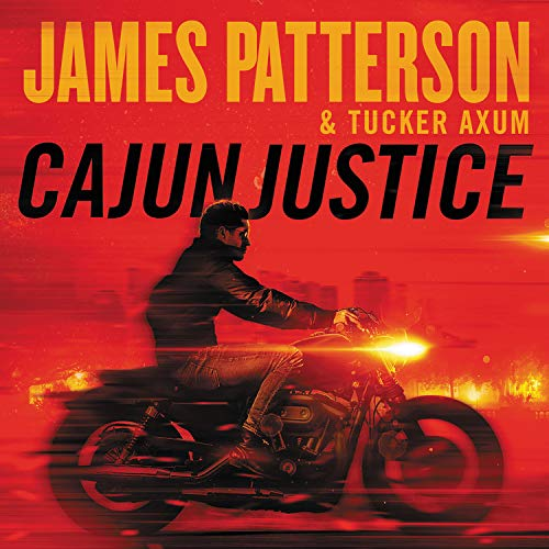 Cajun Justice  By  cover art