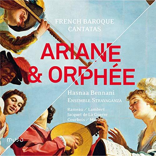 Ariane & Orphée: Cantatas Barrocas Francesas