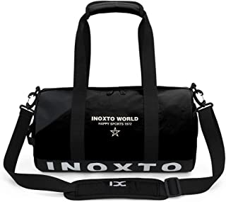 Fashion Travel Bag Gym Bag with Shoes Compartment and Wet Dry Storage Pockets Crossbody Handbags Travel Duffel Bag High Capacity
