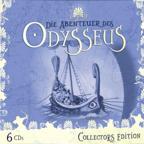 Die Abenteuer des Odysseus (Odysseus Collectors Edition) Titelbild