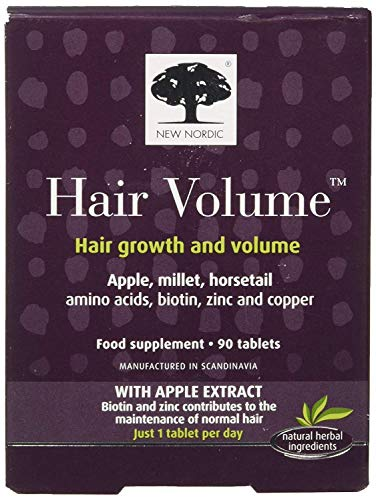 New Nordic Hair Volume 90 tablet x 1