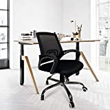 WUDZEST Office Chair for Gaming/Computer/Study with Breathable Mesh Back Support (Black)