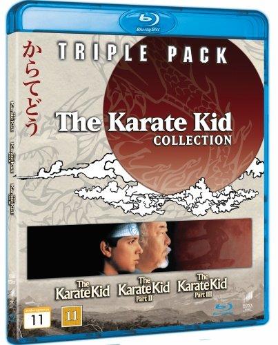 The Karate Kid Collection - 3-Disc Set ( The Karate Kid / The Karate Kid, Part II / The Karate Kid, Part III ) [ Schwedische Import ] (Blu-Ray)