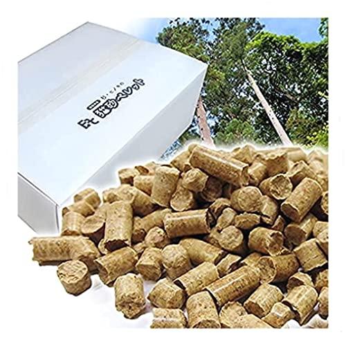 愛媛ペレキャット 愛媛県産杉・桧を使用した猫砂木質ペレット 20kg(約33L)トイレ用 脱臭 抗菌 大容量