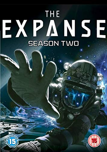 The Expanse - Season 2 (3 DVDs)