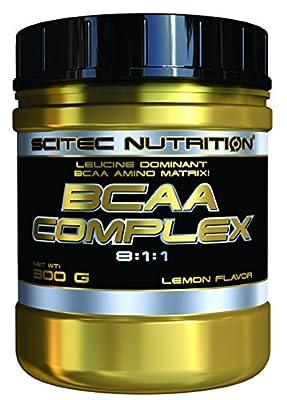 Scitec Nutrition BCAA Complex - 300g, Lemon