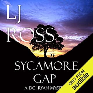 Sycamore Gap audiobook cover art