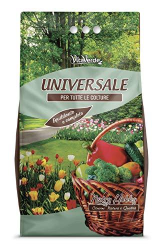 NITROFERT UNIVERSALE, concime granulare universale, kg 5, Vitaverde