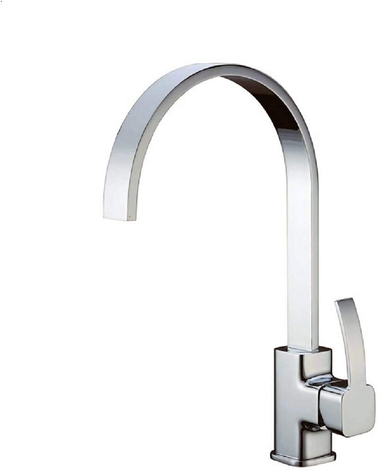 Kitchen Tap Lead-Free Single-Handed Kitchen Pot Hot and Cold Water Kitchen Taps Kitchen Sink Mixer Taps Basin Tap