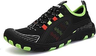 أحذية Oauskatan للرجال والنساء أحذية المياه خفيفة الوزن المشي المشي أحذية الشاطئ ركوب الأمواج أكوا