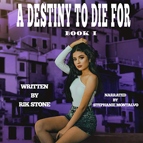 A Destiny to Die For, Book 1 audiobook cover art