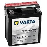 Batería de moto Varta Powersports AGM 50614 - YTX7L-BS