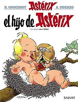 Book's Cover of El hijo de Astérix Versión Kindle