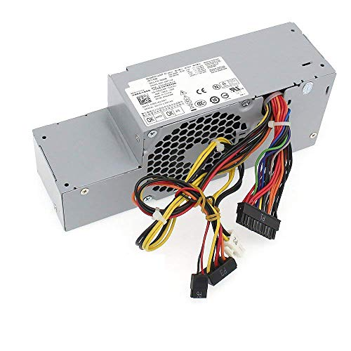 YEECHUN 235W FR610 PW116 RM112 67T67 WU136 R224M Power Supply for Dell Optiplex 760, 960 780 580 Small Form Factor (SFF) System, Models Number: H235P-00 L235P-01 L235P-00 H235E-00 F235E-00 L235ES-00