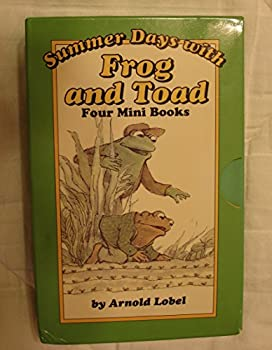 Summer Days With Frog and Toad: Four Mini Books - Book  of the Frog and Toad