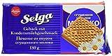 Laima 'Selga' Kekse mit Kondensmilch, 12er Pack (12 x 180 g)